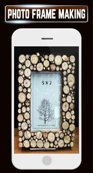 DIY Photo Frame Making Recycled Home Ideas Designs screenshot 2
