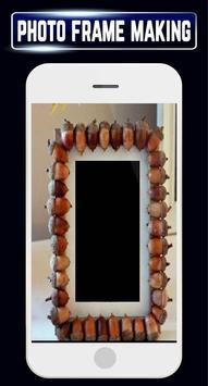 DIY Photo Frame Making Recycled Home Ideas Designs screenshot 4