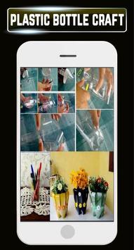 DIY Plastic Bottle Crafts Ideas Home Designs Steps apk screenshot