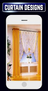Morden Home Room Curtains Designs Idea DIY Gallery screenshot 1