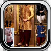 Indain Sherwani Design Groom Wedding Mensuits Idea icon