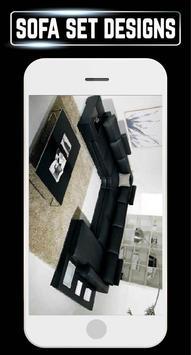 Sofa Set Home Morden Sectional Design Idea Project screenshot 4