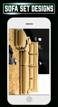 Sofa Set Home Morden Sectional Design Idea Project screenshot 5