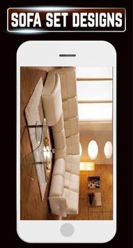 Sofa Set Home Morden Sectional Design Idea Project screenshot 7