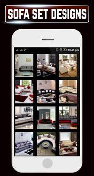 Sofa Set Home Morden Sectional Design Idea Project poster