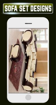 Sofa Set Home Morden Sectional Design Idea Project screenshot 1