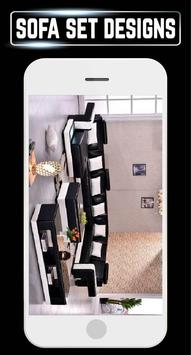 Sofa Set Home Morden Sectional Design Idea Project screenshot 2