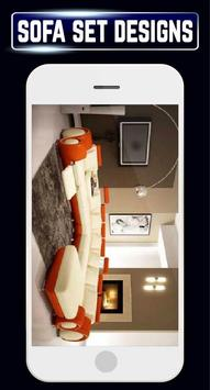 Sofa Set Home Morden Sectional Design Idea Project screenshot 3