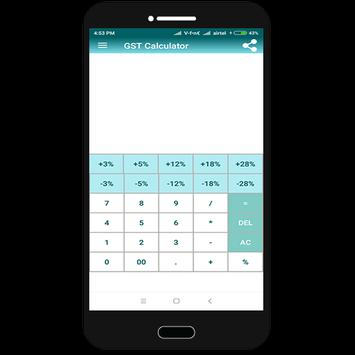 GST Calculator screenshot 1