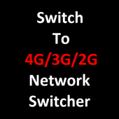 4G VoLTE Network Switcher icon