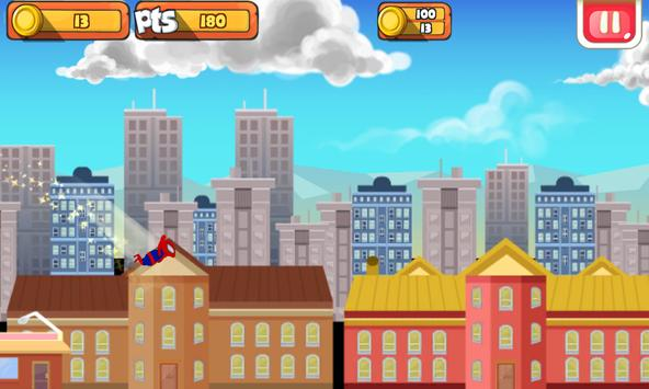 SuperHeroCity Spidey Adventure screenshot 3