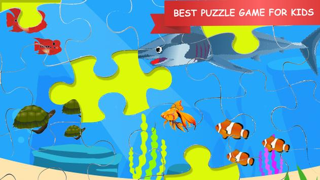 Jigsaw Puzzle Ocean poster