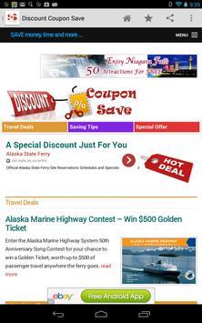 Canada Coupons Deals  Free apk screenshot