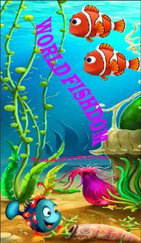 Ocean Quest Charm Fishdom poster