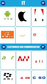 Electronic & IT logo quiz screenshot 1