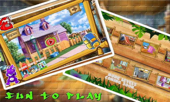 Sweet baby Dream House Puzzle screenshot 5