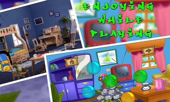 Sweet baby Dream House Puzzle screenshot 13