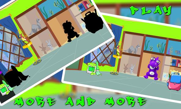 Sweet baby Dream House Puzzle screenshot 14