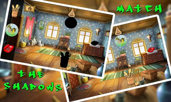 Sweet baby Dream House Puzzle screenshot 1
