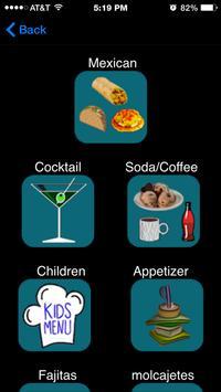 OceanView Restaurant apk screenshot
