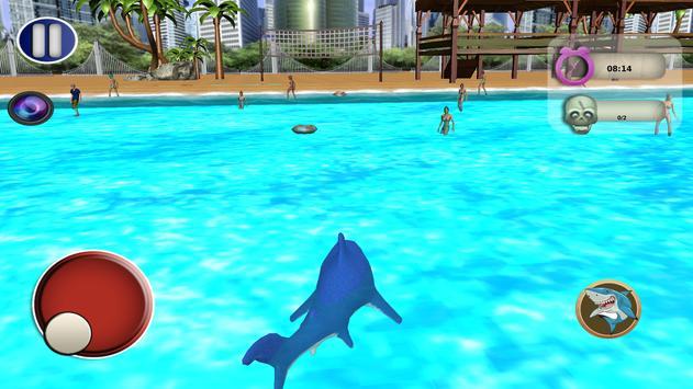 Angry Shark screenshot 4