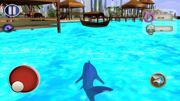 Angry Shark Attack 2017 apk screenshot