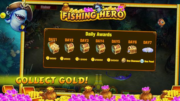 Fishing Hero apk screenshot