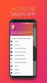 Sosiosaver Aio Downloader Apk App Descarga Gratis Para