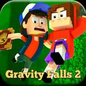 New Gravity-Falls 2 Map MCPE icon