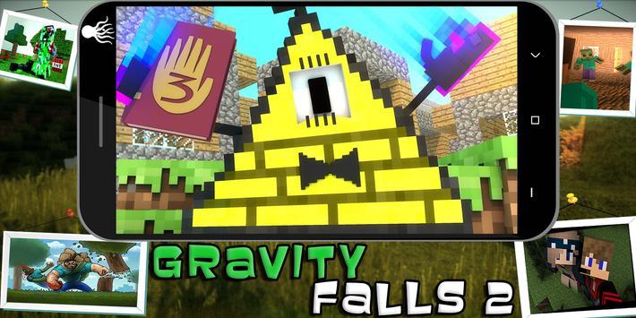New Gravity-Falls 2 Map MCPE apk screenshot
