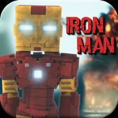 Mod Iron-Man New Era for MCPE icon