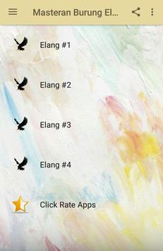 Masteran Burung Elang screenshot 1