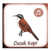 Kicau Cucak Kopi Gacor Pikat icon