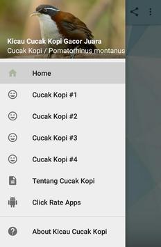 Kicau Cucak Kopi Gacor Juara poster