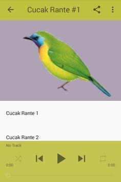 Kicau Cucak Rante Gacor Juara screenshot 2