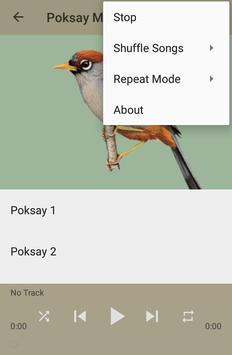 Kicau Poksay Mandarin Gacor screenshot 4