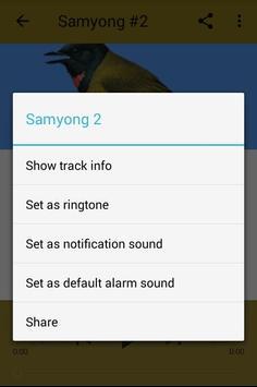 Kicau Samyong Gacor Prestasi screenshot 4