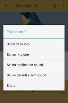 Kicau Tledekan Gacor Prestasi apk screenshot