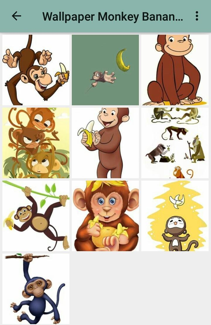 Lagu Monkey Bananas Lucu For Android APK Download