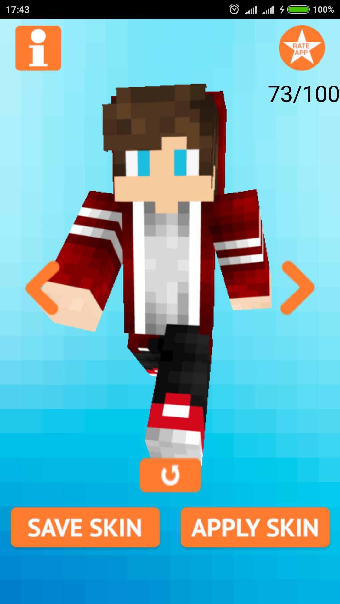 Cool Boy Skins for Minecraft for Android - APK Download