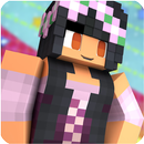 Anime Girl Skins for Minecraft APK