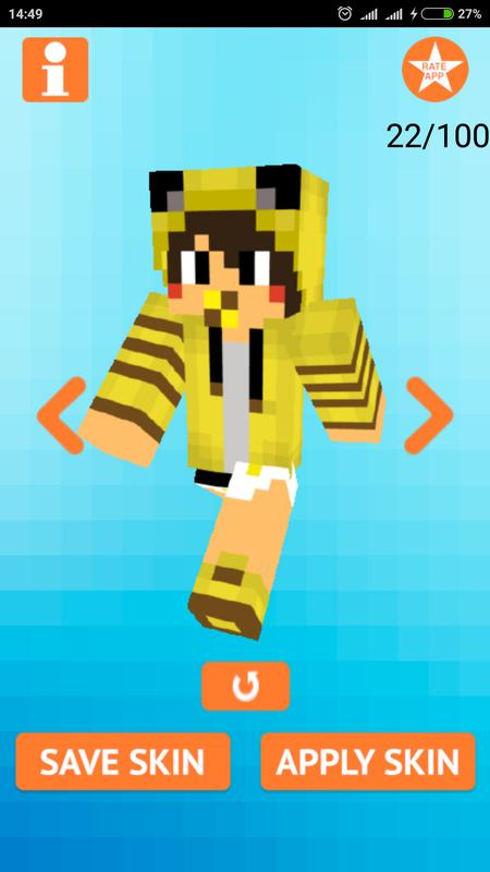 Baby Boy Skins For Minecraft APK Download Free Tools APP For - Skins fur minecraft baby