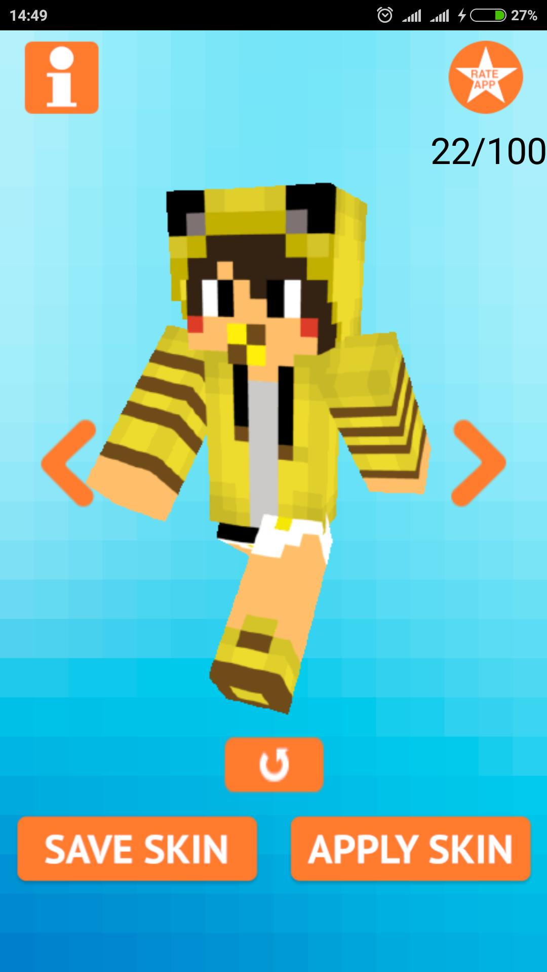 Baby Boy Skins for Minecraft para Android - APK Baixar
