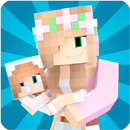 Baby Girl Skins for Minecraft APK