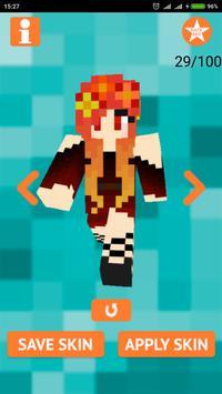Kawaii Skins For Minecraft Descarga APK Gratis Herramientas - Descargar skins para minecraft gratis android