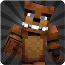 Skins FNAF for Minecraft PE APK