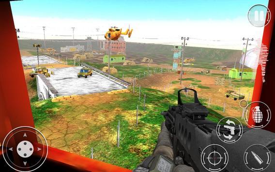 Anti Terrorist Heli Sniper Shooter Elite Assassin screenshot 5