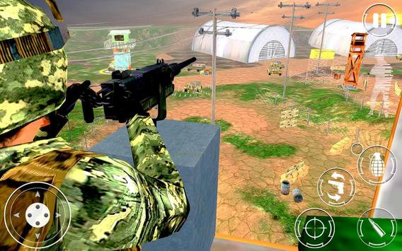 Anti Terrorist Heli Sniper Shooter Elite Assassin screenshot 7