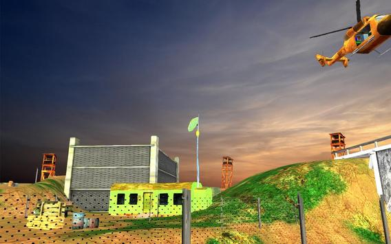 Anti Terrorist Heli Sniper Shooter Elite Assassin screenshot 9