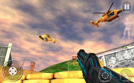 Anti Terrorist Heli Sniper Shooter Elite Assassin screenshot 13
